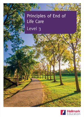 principles of end of life care level The course will provide learners with an understanding of the principles of palliative care, encouraging them to take a person-centred approach to meet the emotional, spiritual and social needs of people who are nearing the end of life and their families.